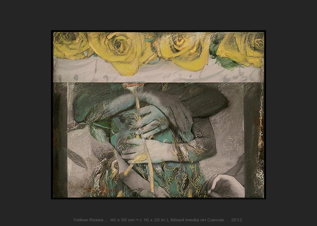 Krista-Nassi-Yellow Roses